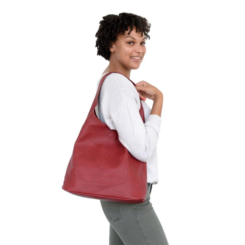 Molly Slouchy Hobo Handbag Joy Susan